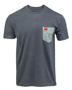 T-Shirt - Logo Tag Pocket Tee