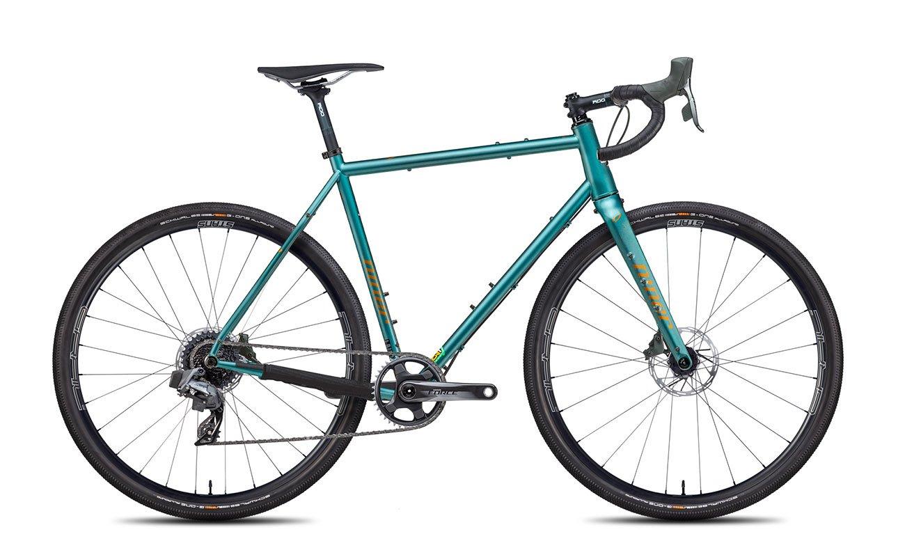 niner rlt 9 1 star tiagra bike