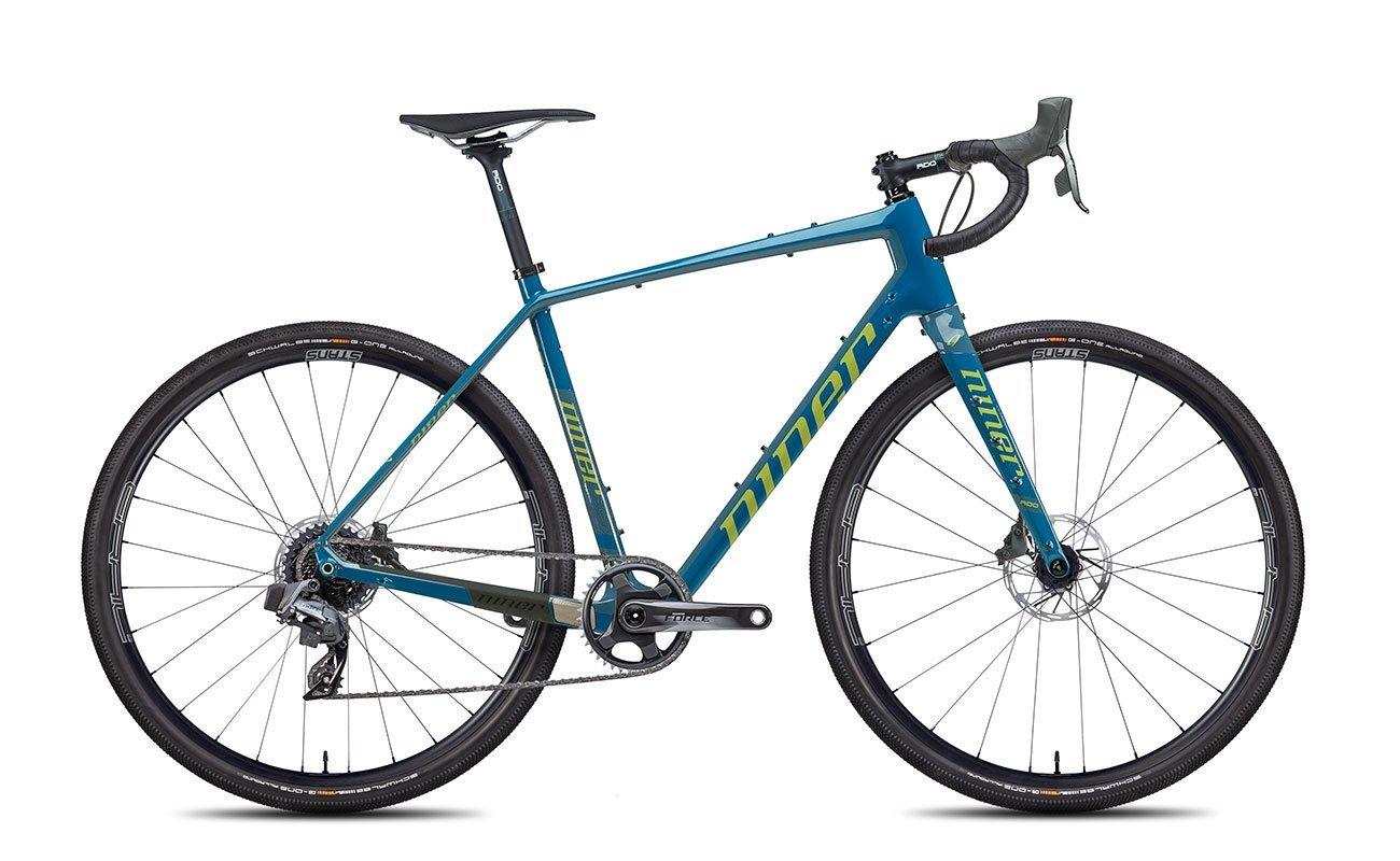 niner rlt 9 rdo 3 star rival gravel bike